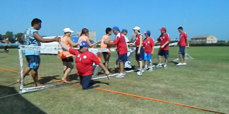 Sitting volley - Torneo Marco Meoni (2)