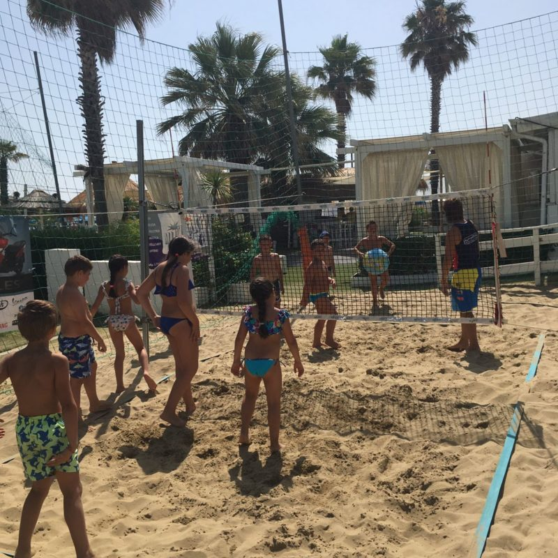 mini club beach Nettuno 5