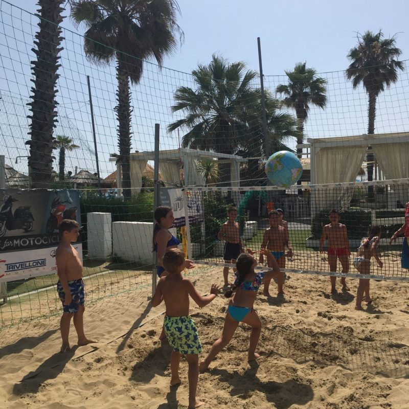 mini club beach Nettuno 6