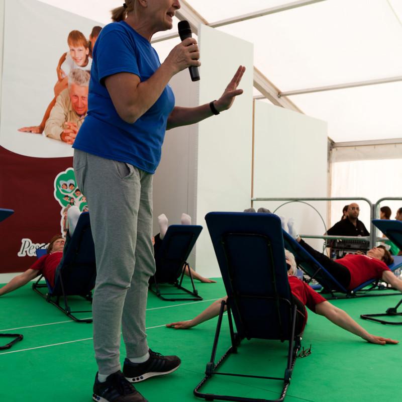 Lezione al Pescara Senior City 2014 (5)