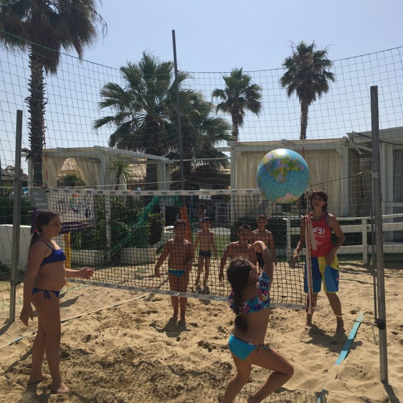mini club beach Nettuno 2