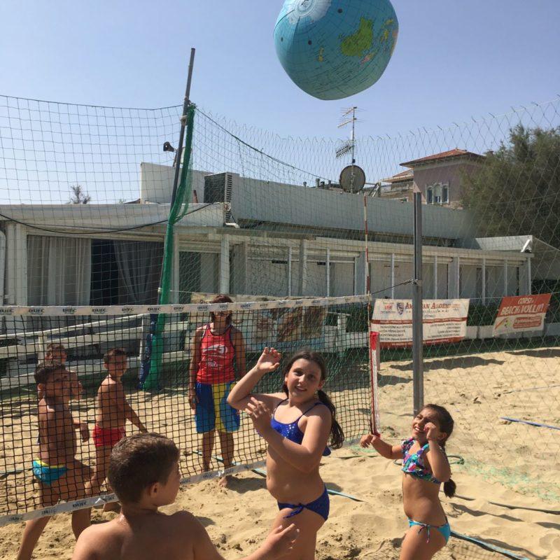 mini club beach Nettuno 3