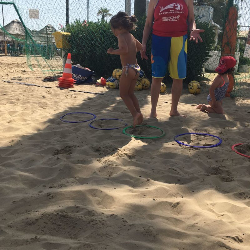 mini club beach Nettuno 4