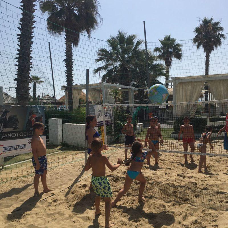 mini club beach Nettuno 6