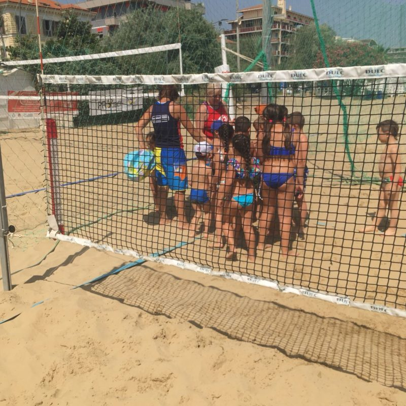 mini club beach Nettuno 7